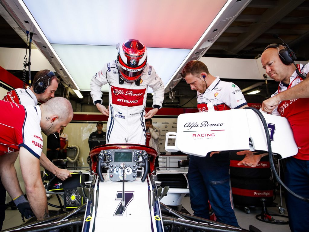 Kimi Raikkonen 'not' excited for next milestone