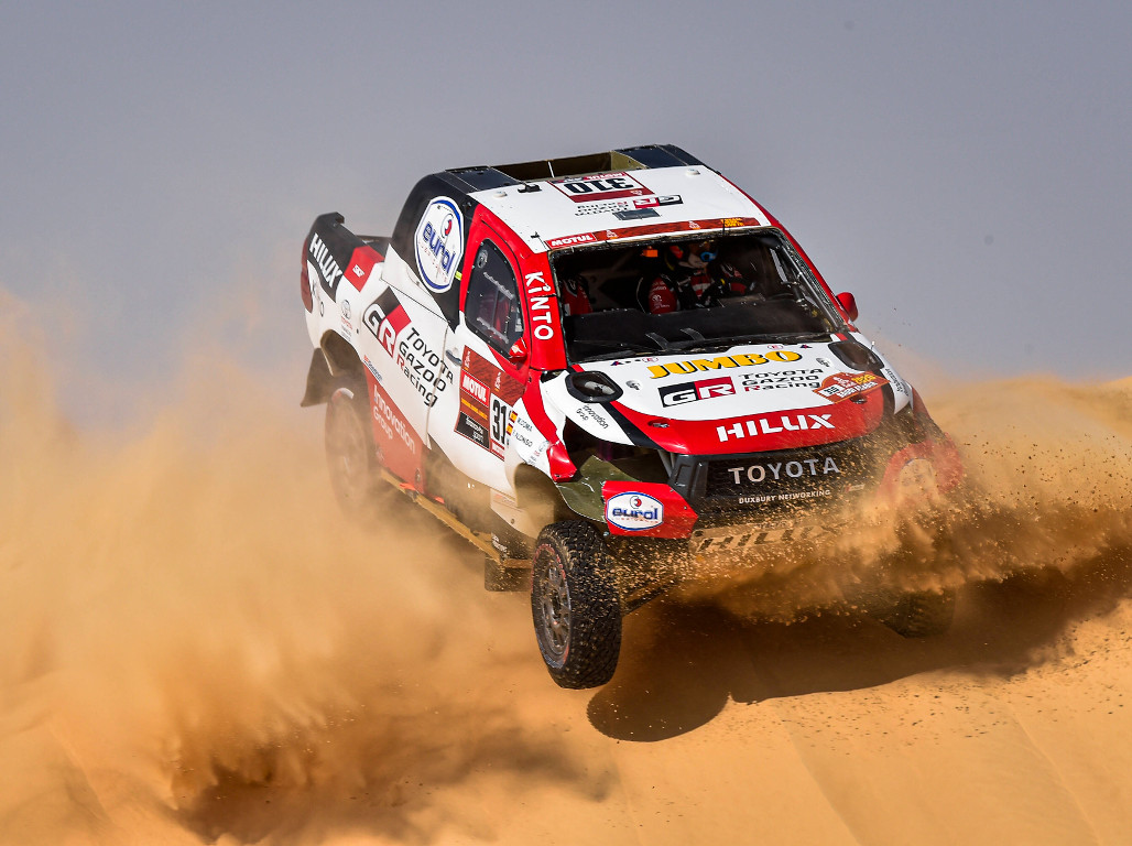 Alexander Rossi 'relieved' Alonso didn't want the Dakar