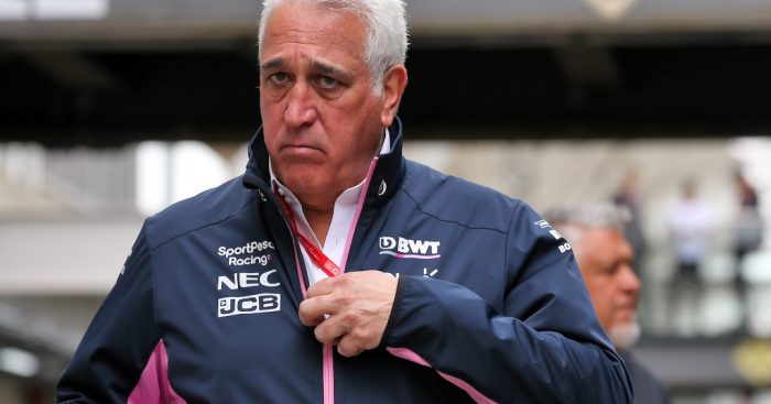Lawrence Stroll investing in Aston Martin to win.