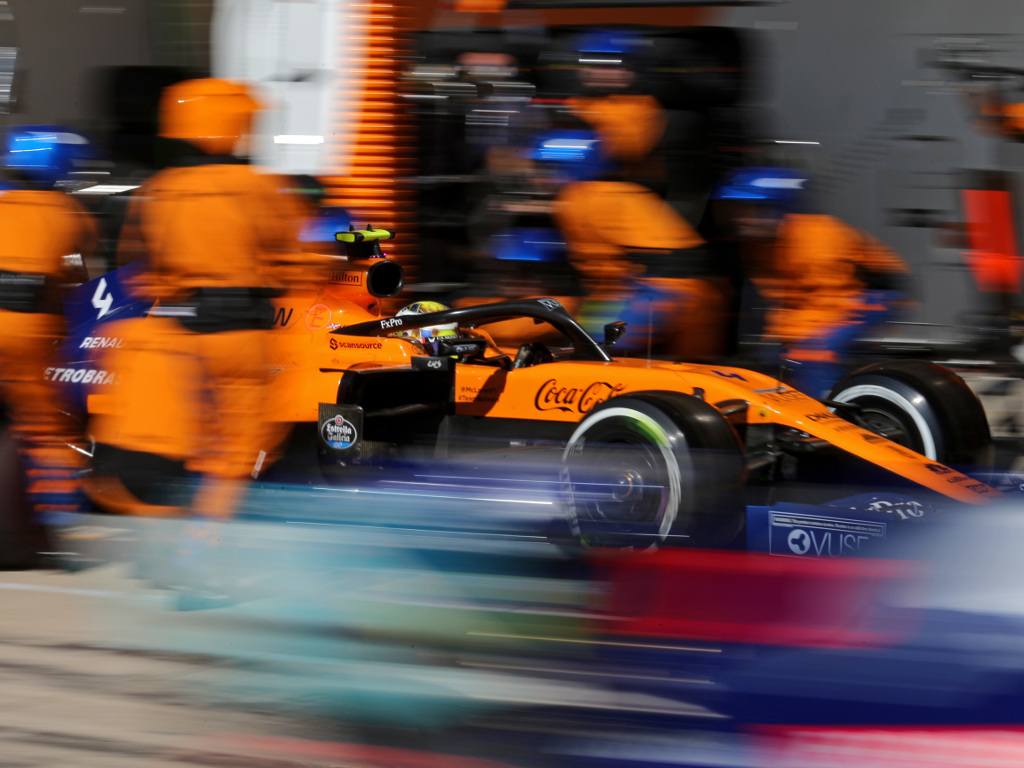 'Important milestone' as McLaren MCL35 comes to life
