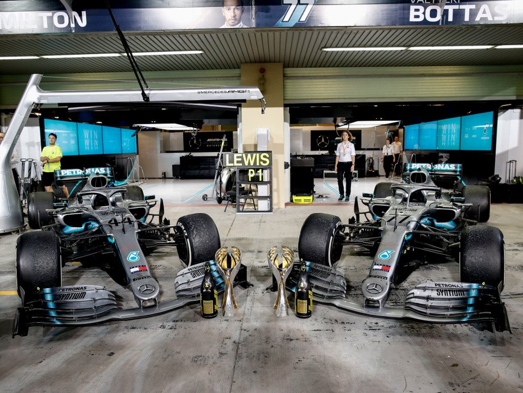 'Not true' Mercedes are thinking of quitting F1