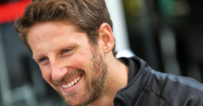 "Romain Grosjean impressed with ""extraordinary"" Saudi Arabia plans."