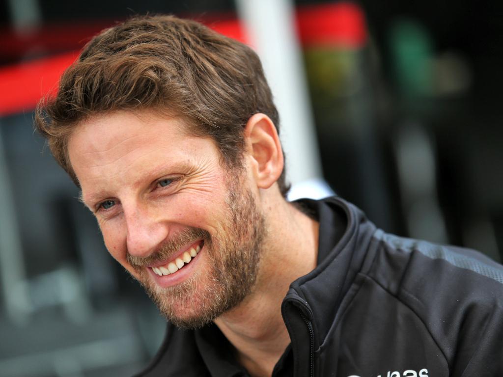 "Romain Grosjean impressed with ""extraordinary"" Saudi Arabia plans."