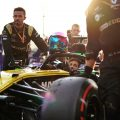Cyril Abiteboul hopes new title sponsor deal boosts chances of Renault staying in F1.
