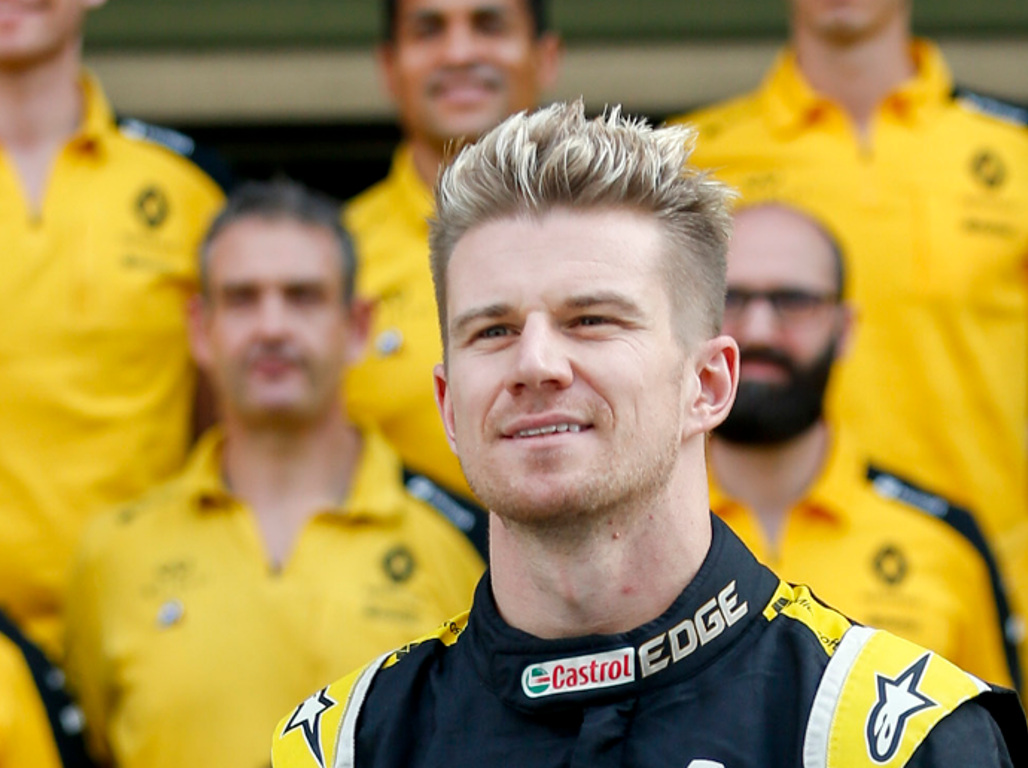 Nico Hulkenberg 'sleeping well' after F1 exit
