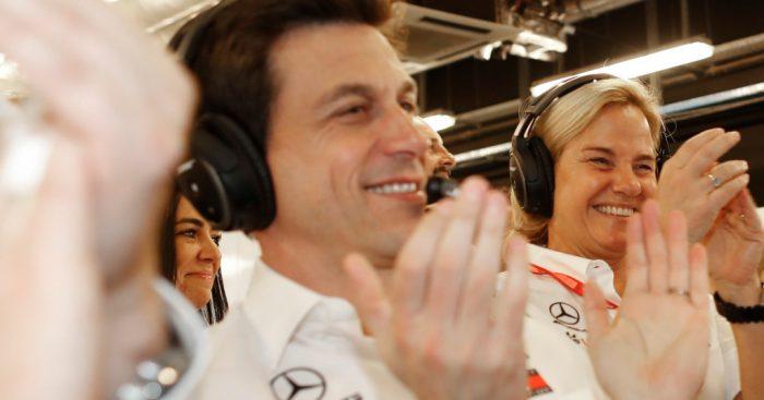 Mercedes 'will definitely race' in F1 in 2021