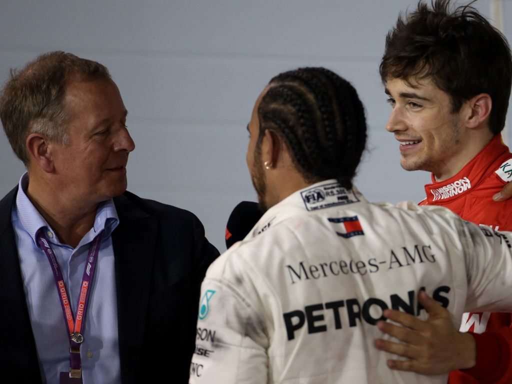 "Martin Brundle can't understand the ""Instagram-driven"" world of F1."