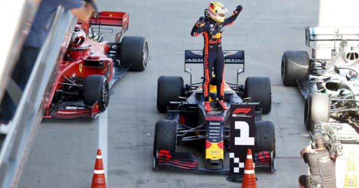 'Max Verstappen is the Messi of motorsport'