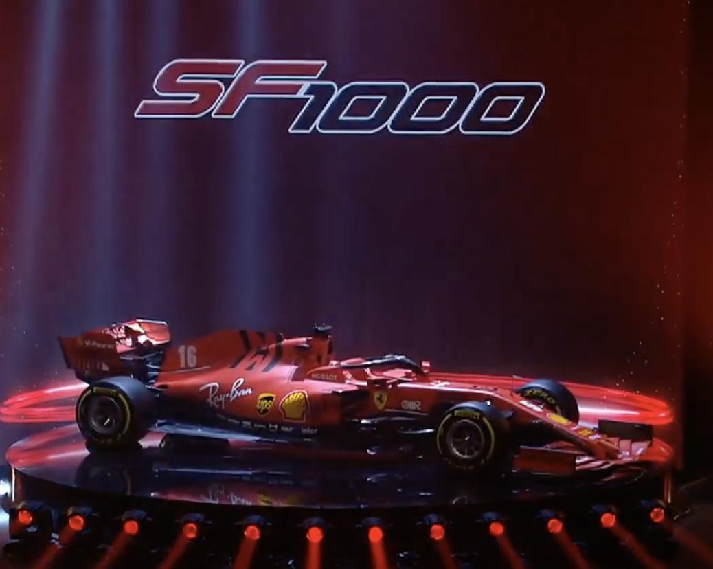 Ferrari SF100