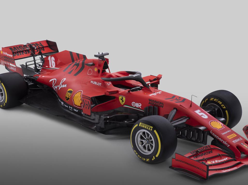 Vettel to debut the SF1000 in testing