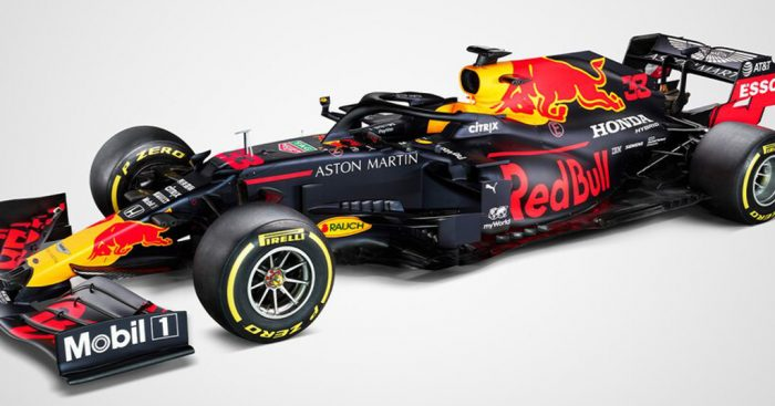 No major surprises as Red Bull reveal the RB16