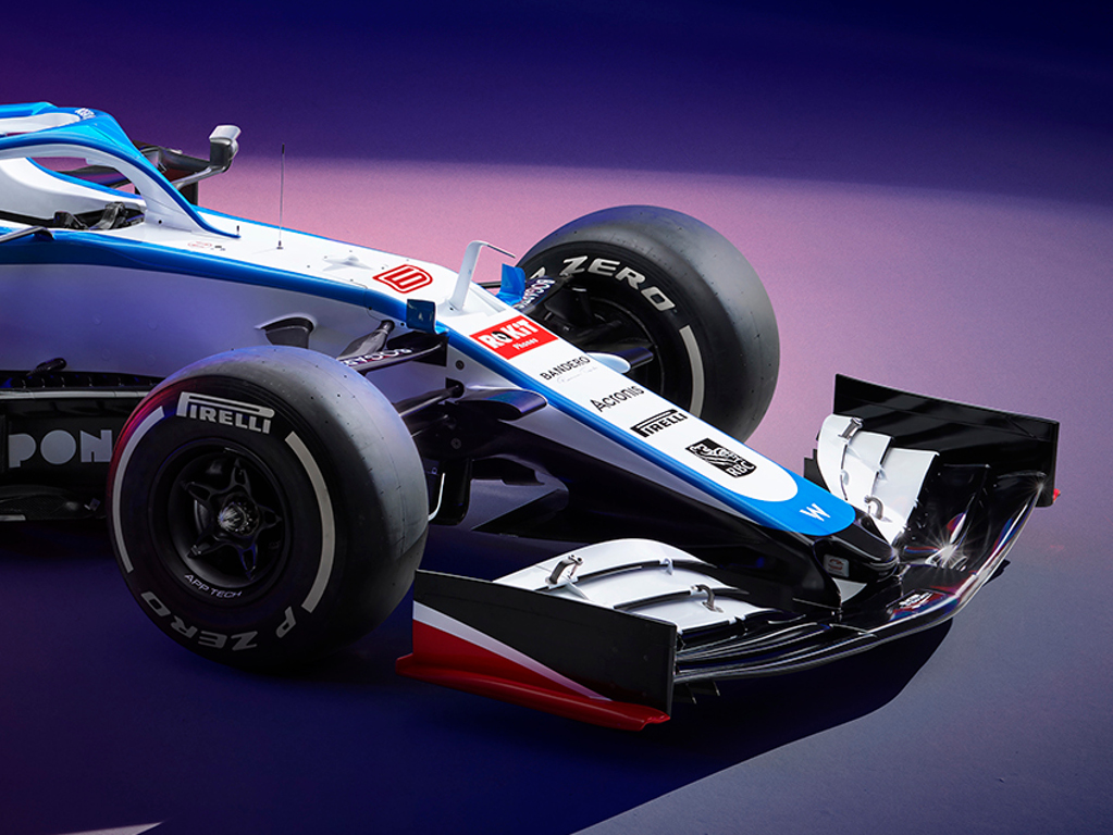 'No fundamental concept changes with the FW43'