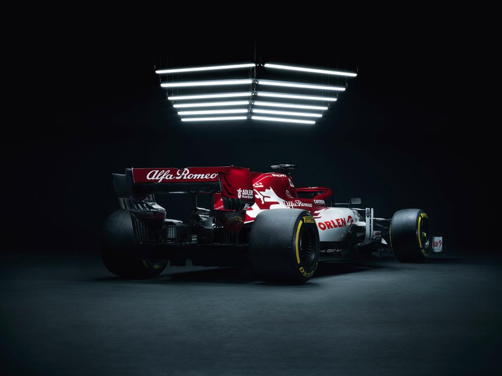 Alfa Romeo present the C39 ahead of pre-season testing