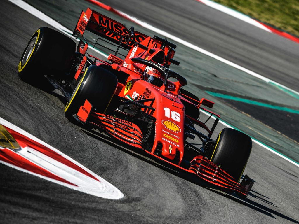 "Ferrari's engine ""not as strong"" as last year says Mattia Binotto."
