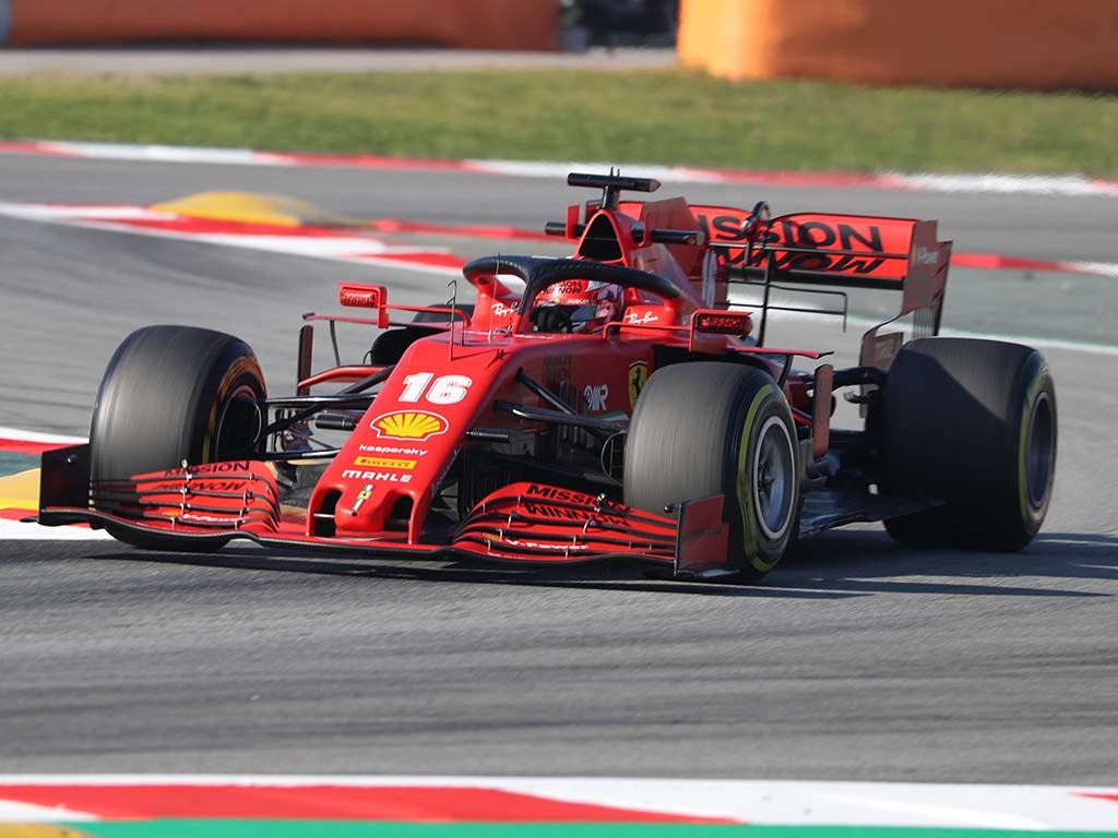 "Ferrari would need until ""mid-season"" to create their own DAS system."