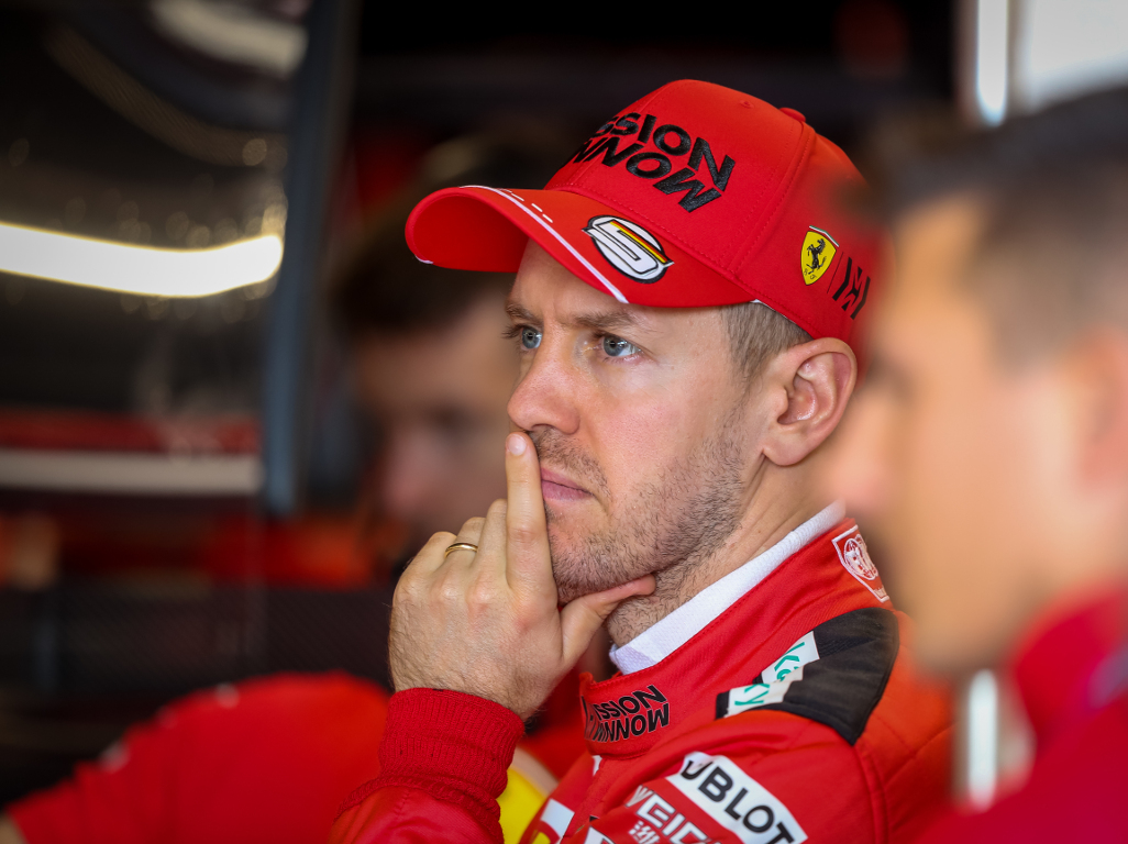 Sebastian Vettel has a Ferrari alternative says Ralf Schumacher.