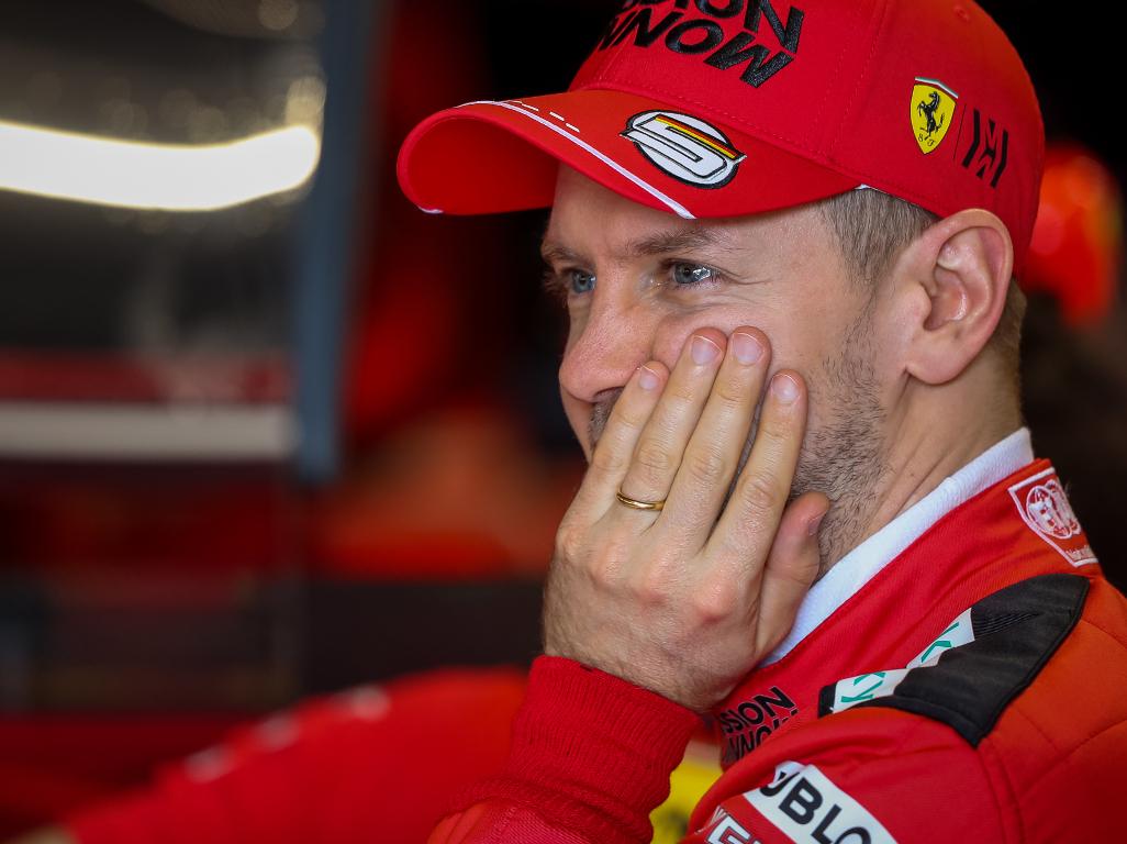 Sebastian Vettel downplays fears DAS is Merc's 'ticket to win'