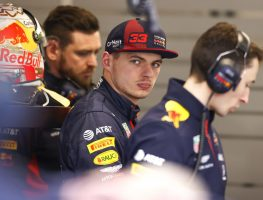 """Max Verstappen says """"everything is heading in the right direction"""" after week one of testing."""