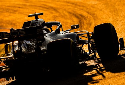 'Mercedes had to go aggressive with the W11'