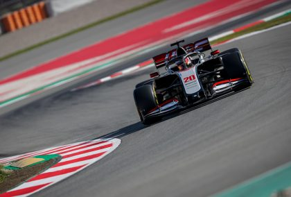 No tears for Guenther Steiner despite leaking Haas