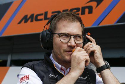 McLaren: Bigger areas to focus on than DAS