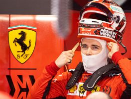 'Leclerc's honeymoon is over, it's time to fight'