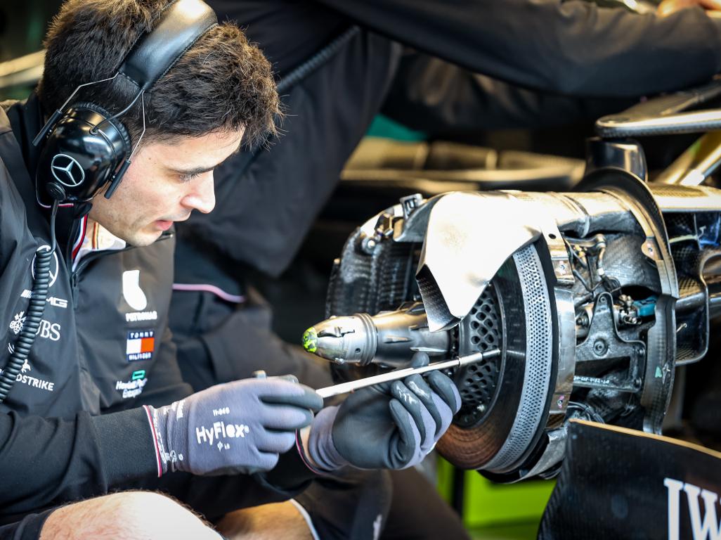 'Parc ferme question mark' over Mercedes' DAS