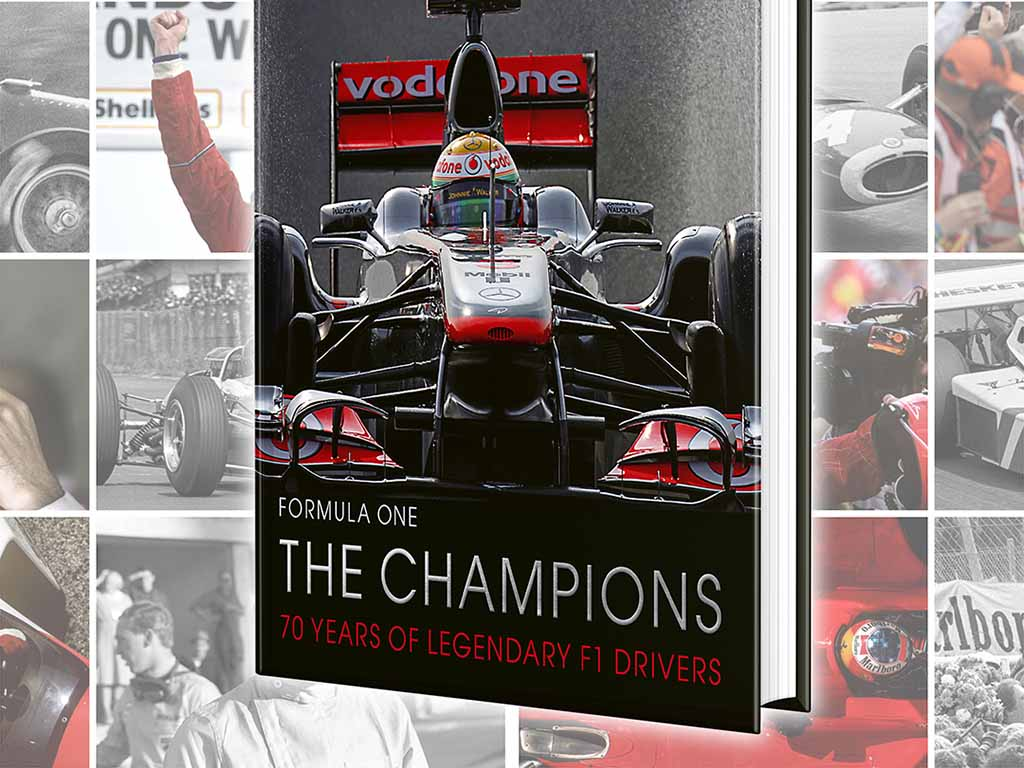 Formula One: The Champions - 70 Years of Legendary F1 drivers
