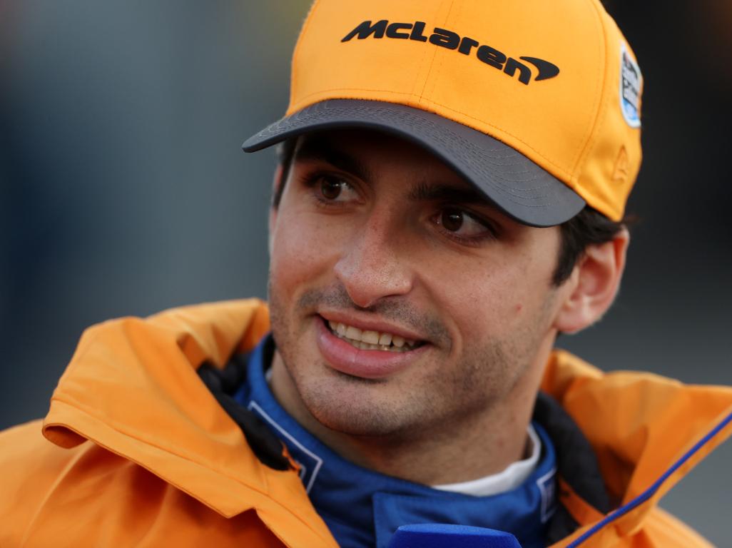 Carlos Sainz McLaren 2020