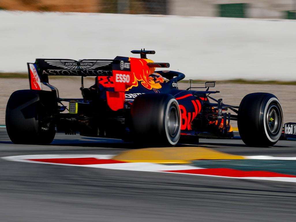 Alex Albon: Red Bull on track despite suspension woes
