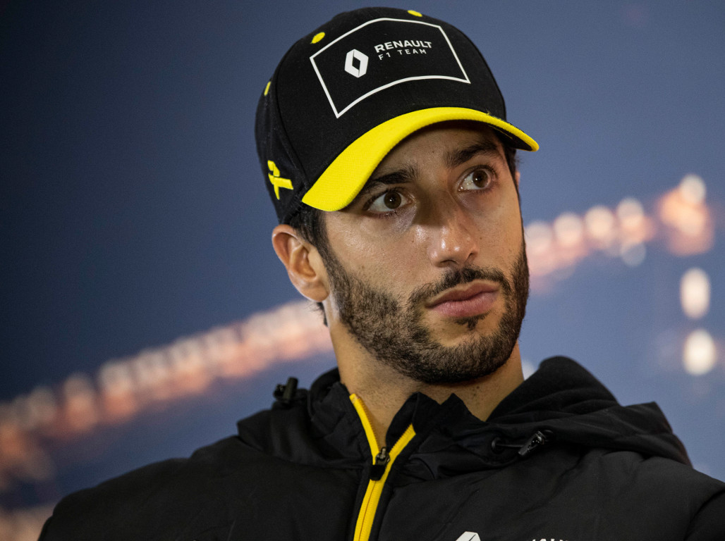 "Daniel Ricciardo joining McLaren is a ""sideways move"" says Martin Brundle."
