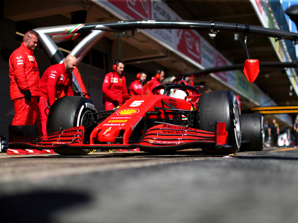 Ferrari '99% sure' they will be struggling | PlanetF1 - PlanetF1