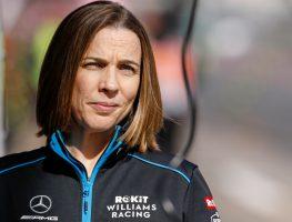 Williams fears top three already have 2021 advantage