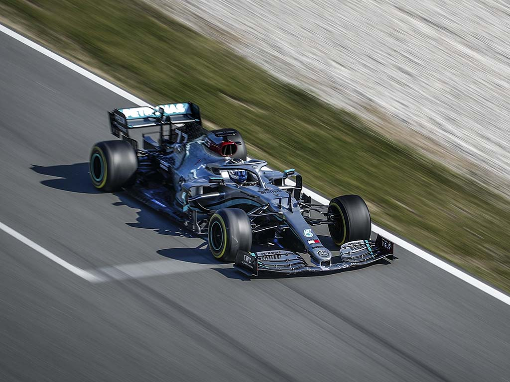 Mercedes aren't short on options in the driver market says Toto Wolff.