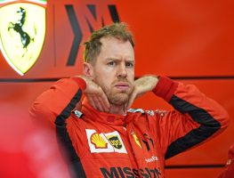 Sebastian-Vettel-garage-looking-stressed