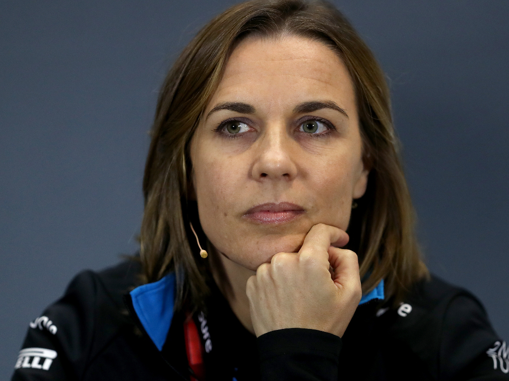 Claire Williams fears financial impact of lost races.