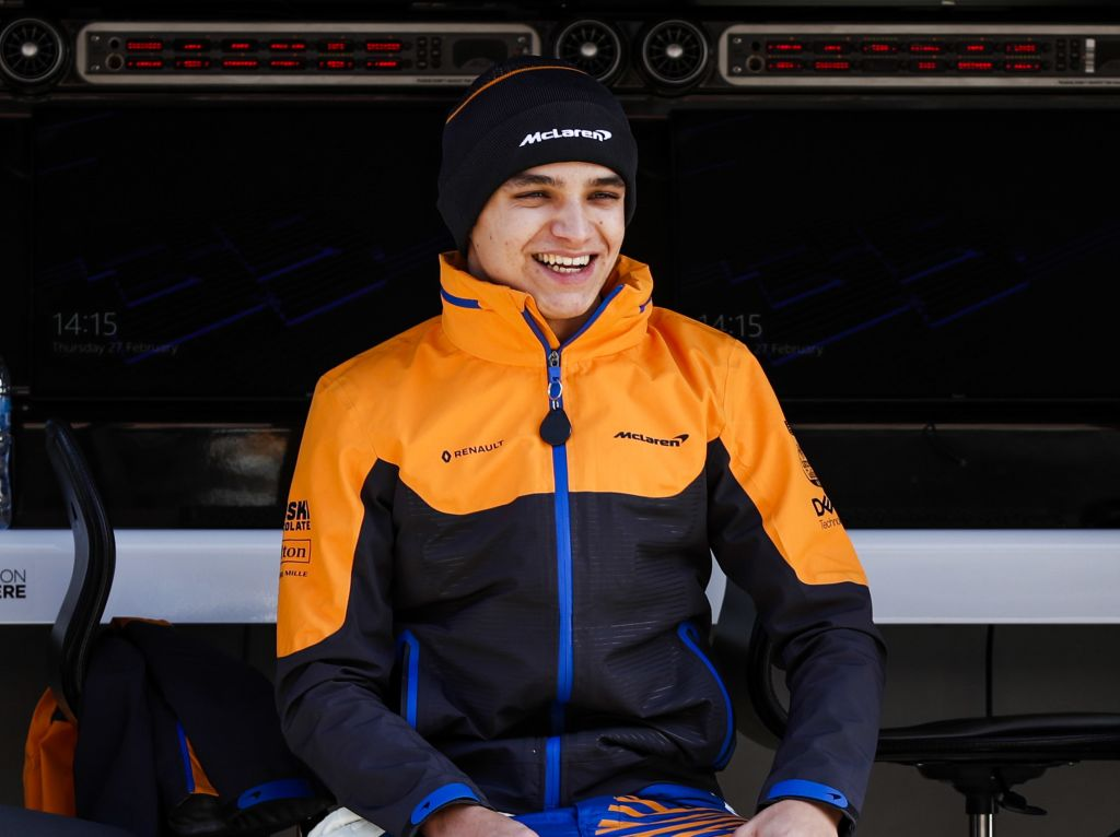 "Lando Norris says antisocial lifestyle ""is my jam""."