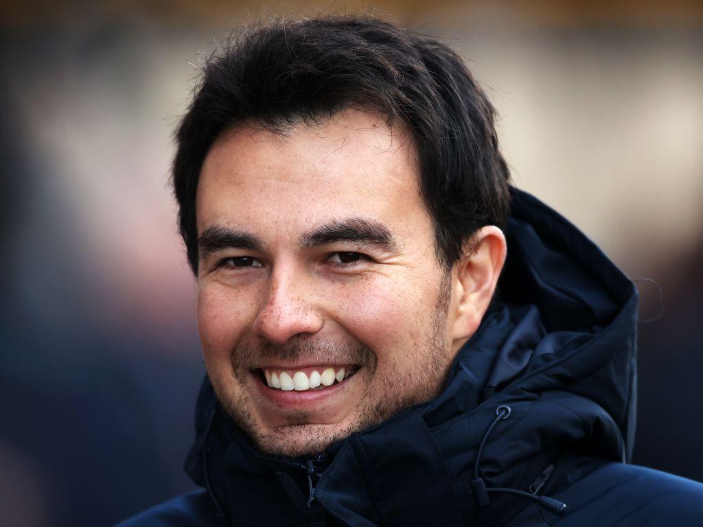 Sergio Perez PA