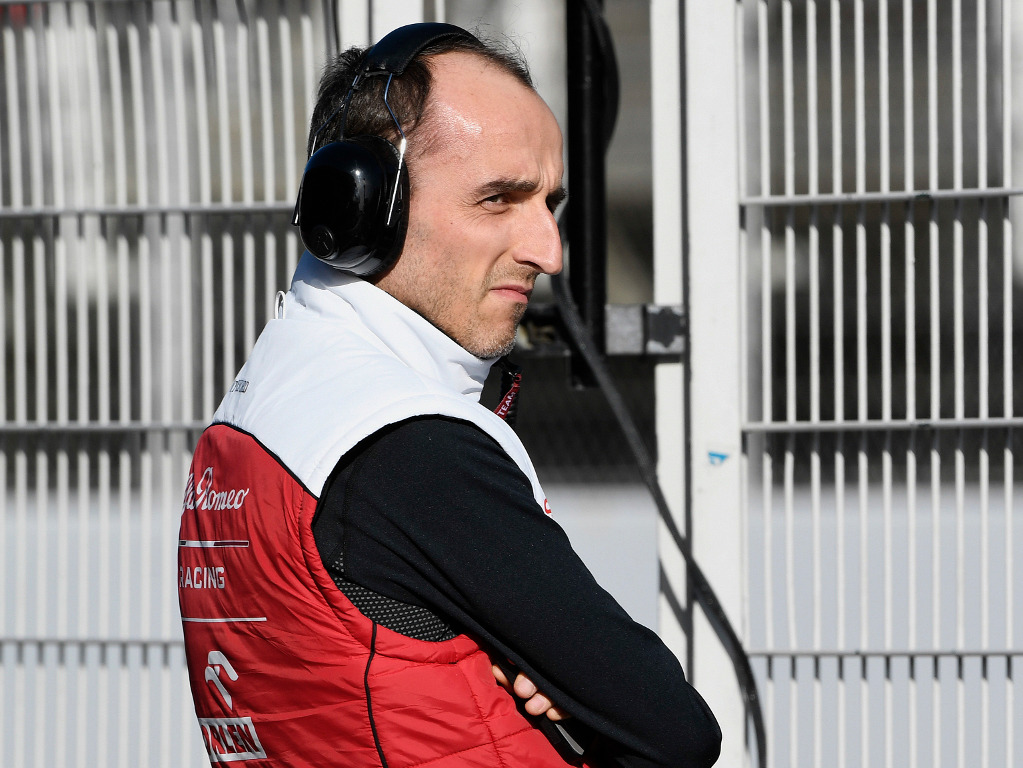 Robert Kubica: Better Williams and I'd still be racing