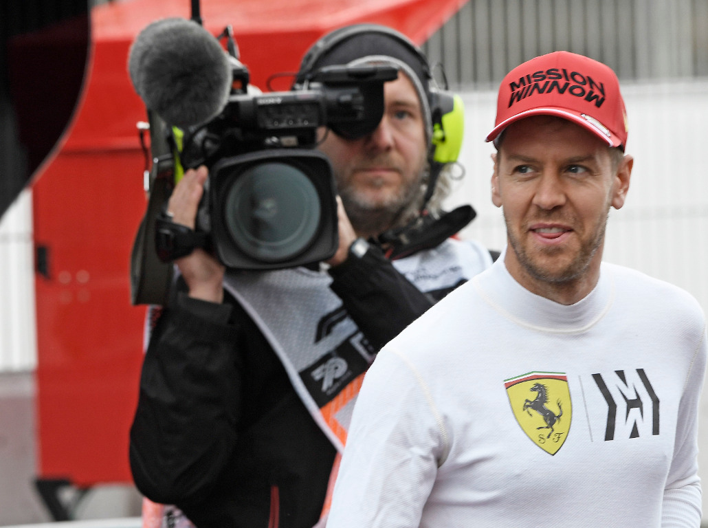 Sebastian Vettel could be a future FIA president says Jean Todt.