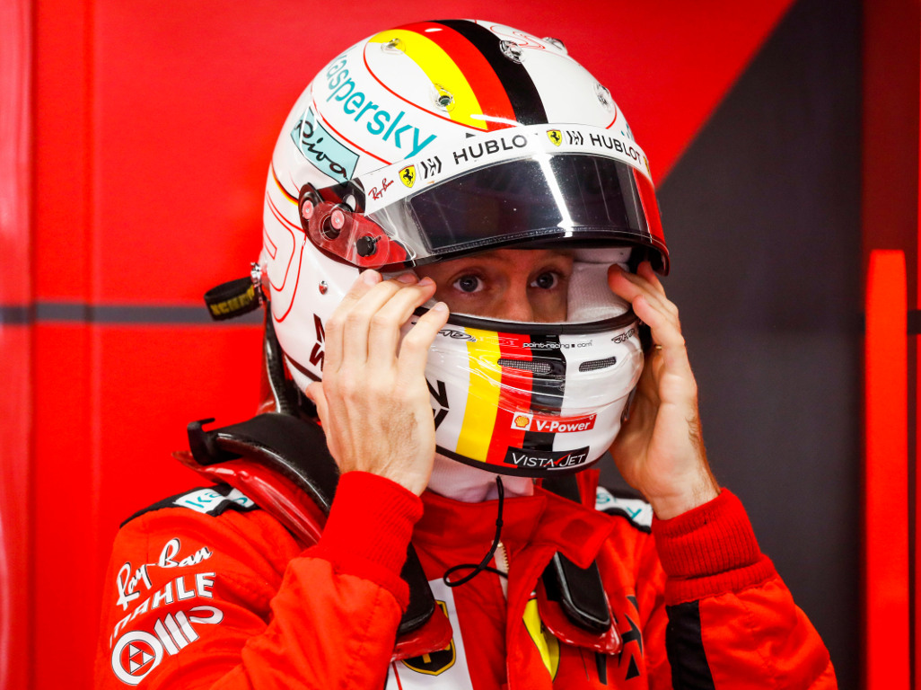 Formula 1 Lifts Helmet Design Restrictions From 2020 F1 News By Planetf1