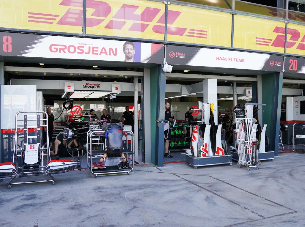 Haas furlough most of UK staff.