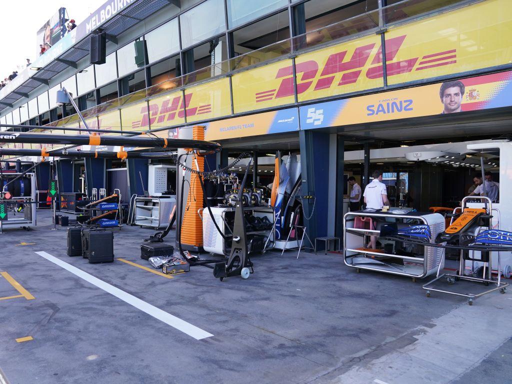 McLaren PA