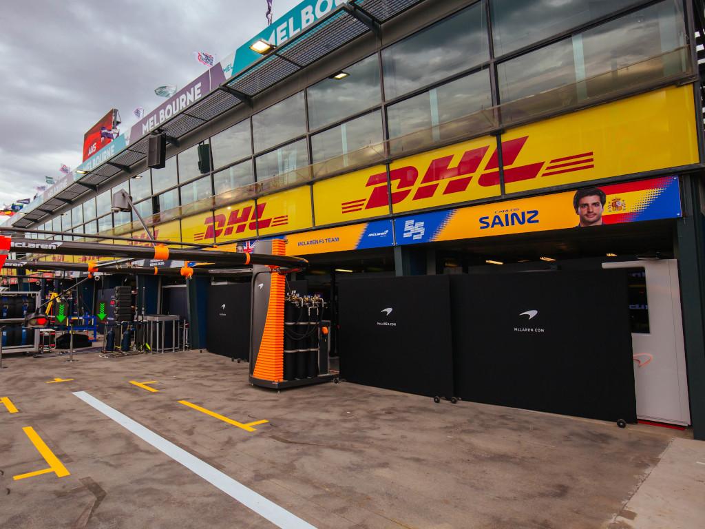 Mclaren Australian GP