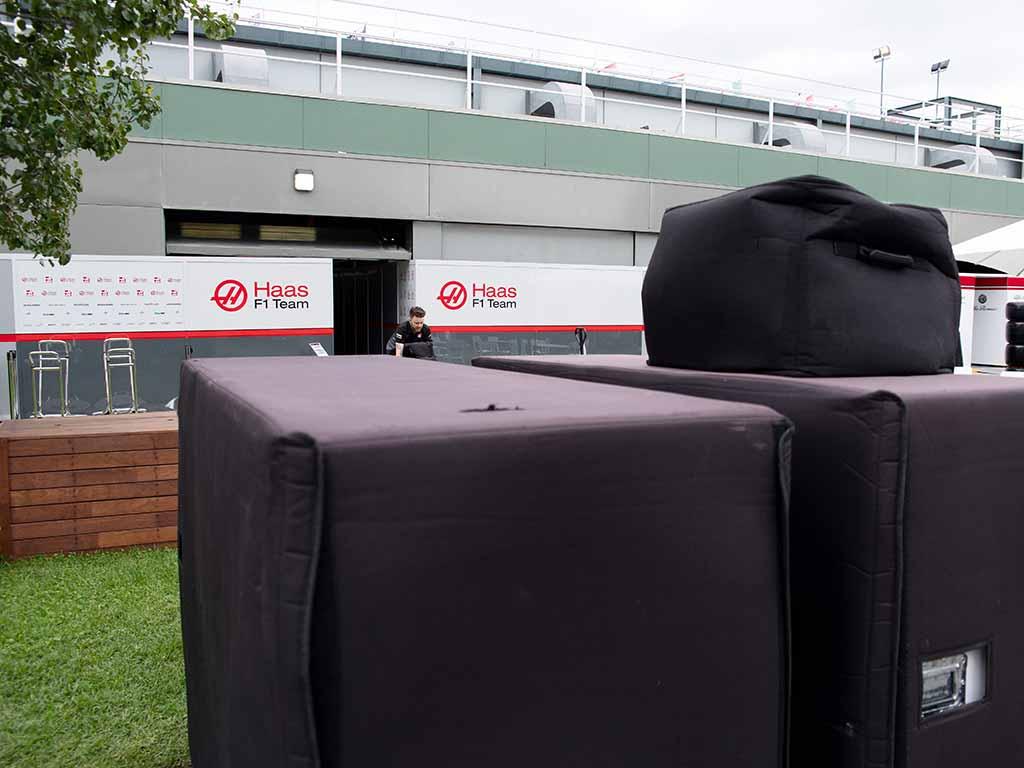Australian Grand Prix Haas