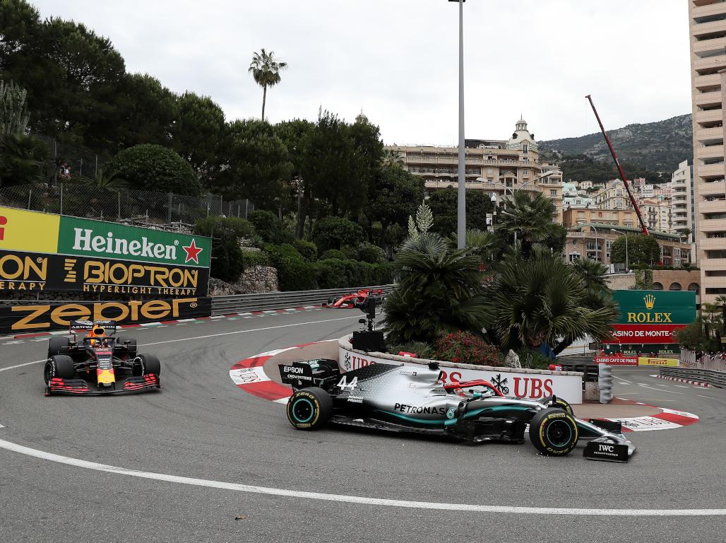 Monaco's F1 plans threatened by Italian lockdown