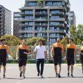 Seven McLaren race staff test negative for coronavirus.