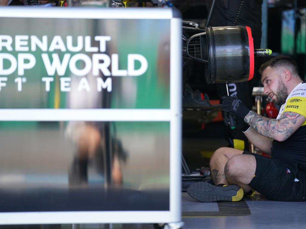 Renault DP World PA