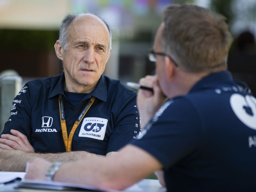 "Franz Tost discusses ""scary"" Italy situation."