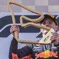 Max Verstappen Red Bull Ring 2019 pa